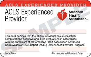 ACLS EPカード